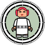 Jill as Princess Leia by InsidiousYoink