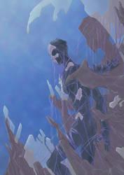 Kai - The Origin of Wraith by symbiotes021