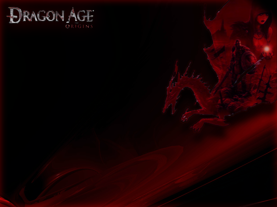 Dragon Age Origins Wallpaper By Chronic Win7 Mods