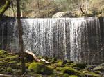 Water fall by Soundstriker