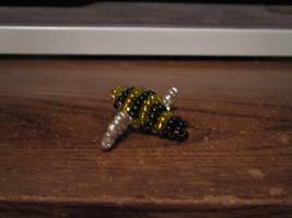 Beaded Bumblebee by Soundstriker