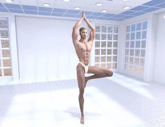 Lee-beom-seok-yoga-01 by RyhadInk
