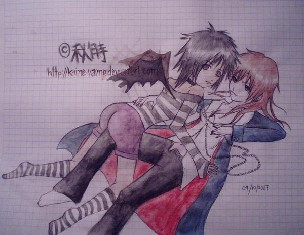 yuri by kaine-vamp