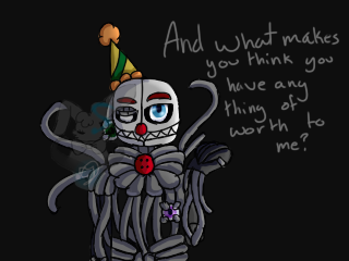 Ennard (TEST) by CJArctica