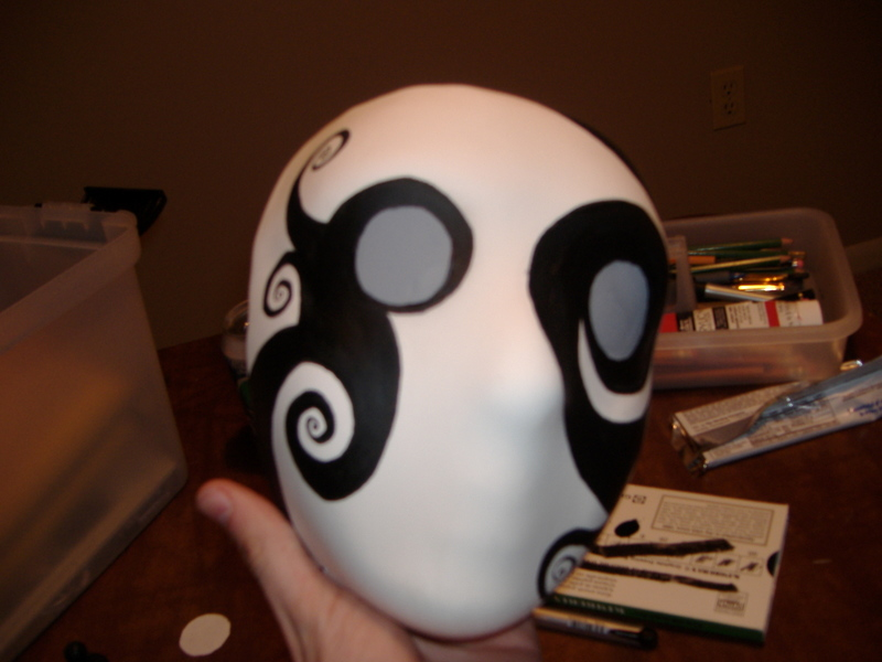 Anbu Mask by Nightfox87 on DeviantArt