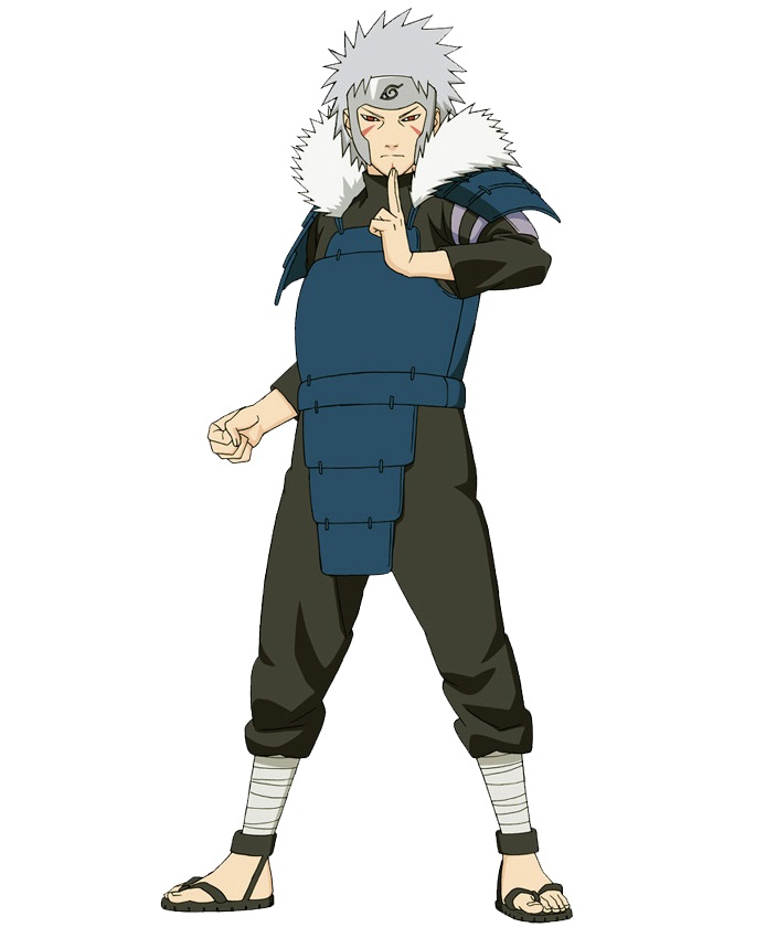 Kirin Sasuke , not the gay ass flowy open shirt that Orochimaru ...