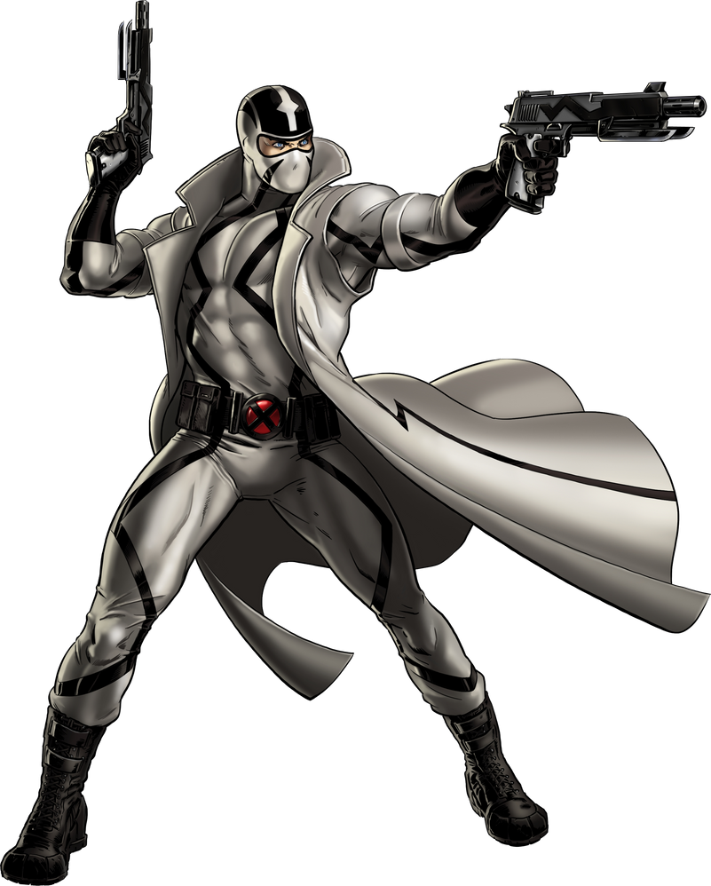 Marvel Avengers Alliance X-men Fantomex by ratatrampa87 on ...