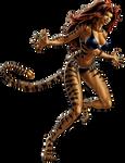 Marvel Avengers Alliance Tigra