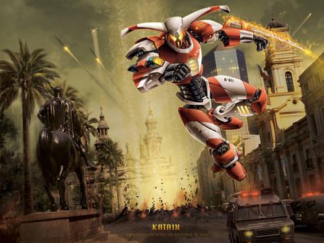 Kataix Jaeger, Pacific Rim: Uprising