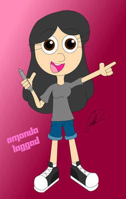 GIFT: Amanda Laggad