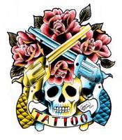tattoo by misscarissarose