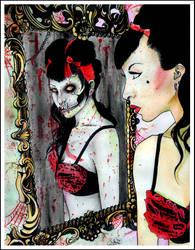 Die, Die, My Darling by misscarissarose