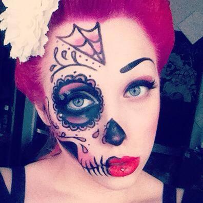 Sugar Skull ID by misscarissarose