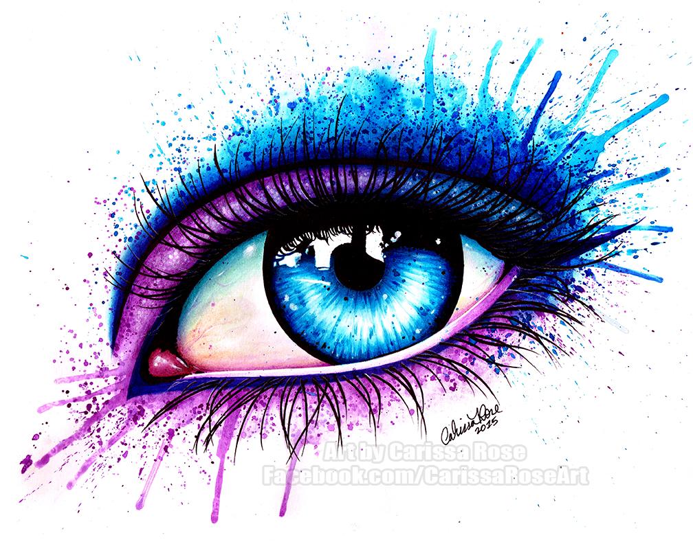 Eye by misscarissarose