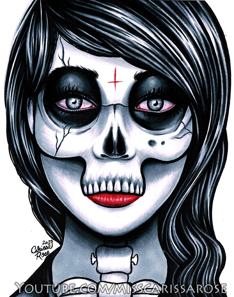 Dead Doll by misscarissarose