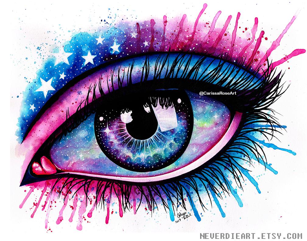 Eye IV by misscarissarose