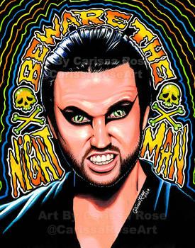 Beware The Nightman 11x14 Web