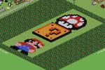Farmville Mario