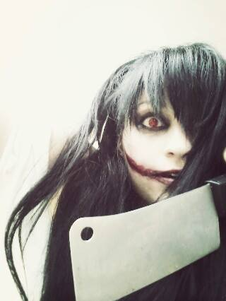Jeff the Killer - Go To Sleep ! by SasuNaruKoro