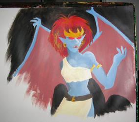 Another Demona by Clan-de-Paris