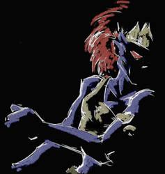 Yet another Demona by Clan-de-Paris
