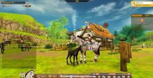 Barricade teh horsey :D