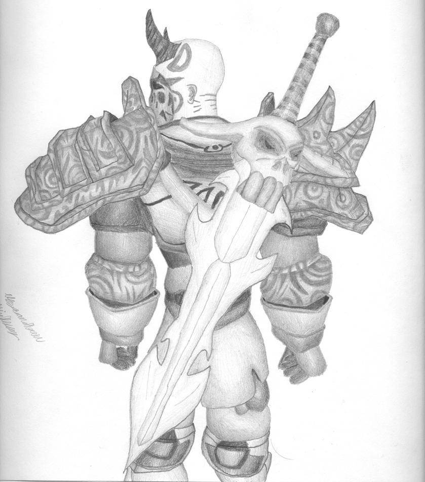Fable, Deathbringer by BrandonsArt
