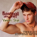 Vampire baseball by hollyfrapp
