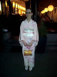 Tsukesage kitsuke by AichiArimura