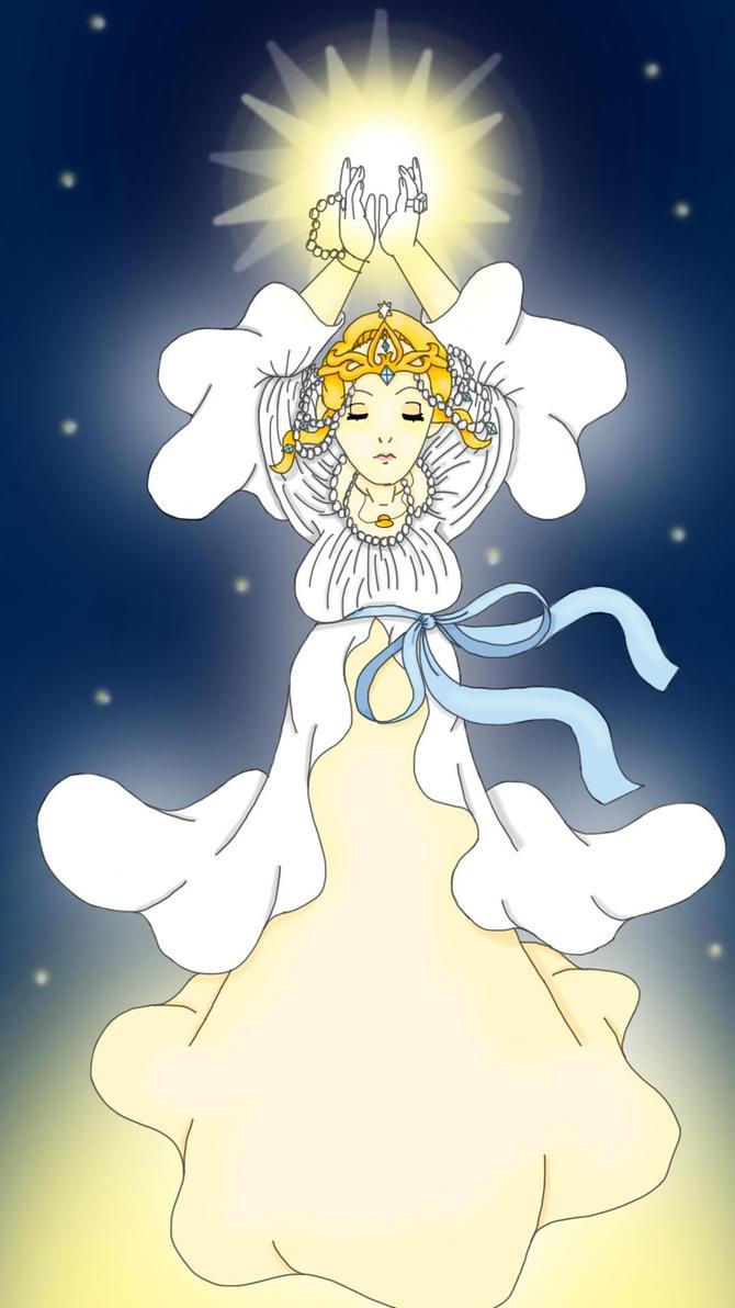Queen of light by SkylorXX30