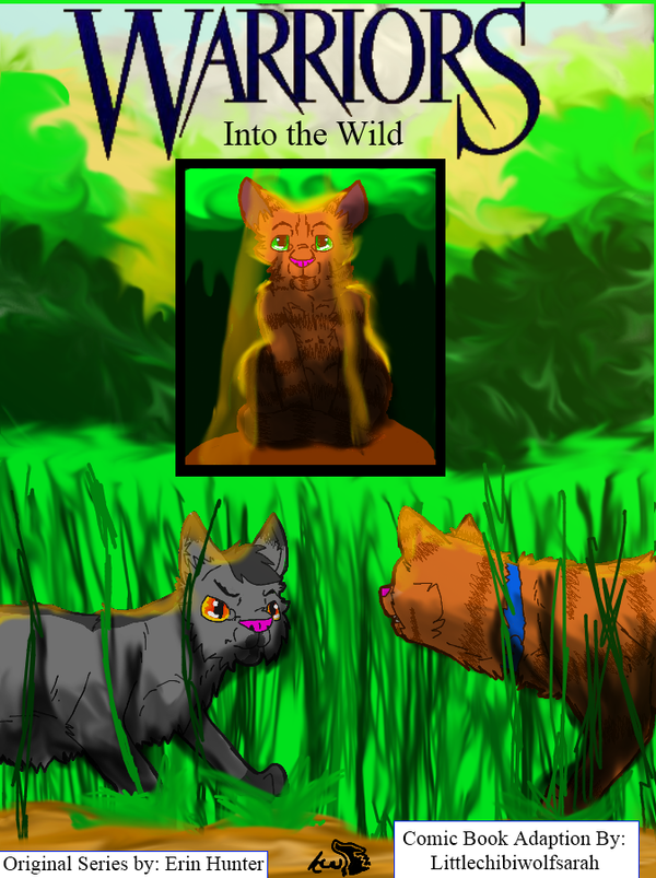 book report for warriors into the wild Into the wild is the first book in the warriors series, written by kate cary and victoria holmes.