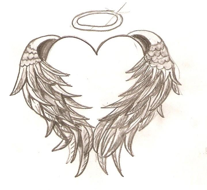 angel heart by zita952 on DeviantArt