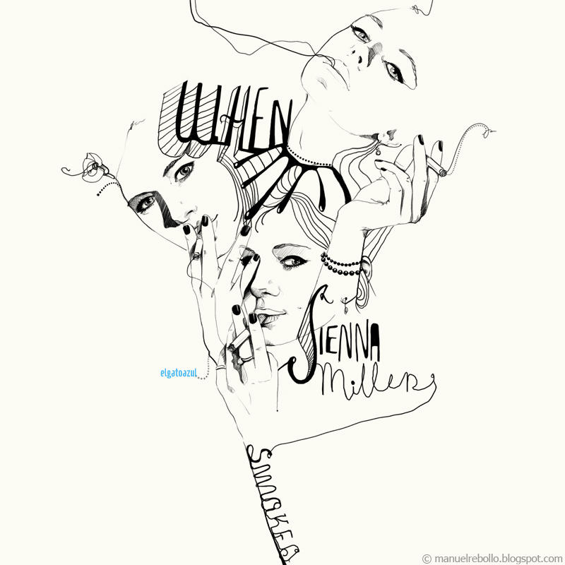 XLVII. When Sienna Miller...