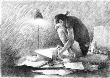 Anton Phoenix - When I Write by antonphoenix