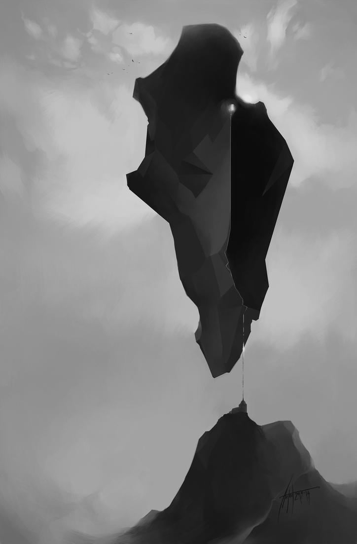 Anton Phoenix - Obelisk by antonphoenix