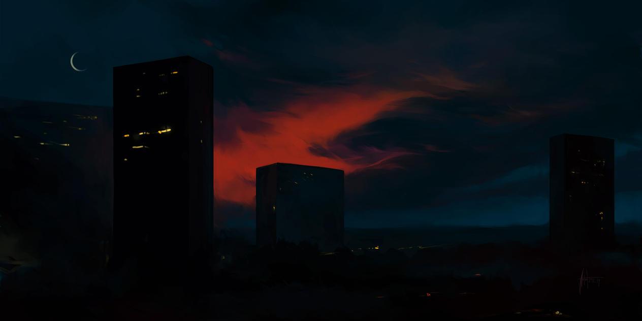 Anton Phoenix - Dawn by antonphoenix
