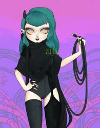 High Tech Low Life by lillithel