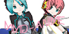 MMD-Anime Group icon by NeonLock