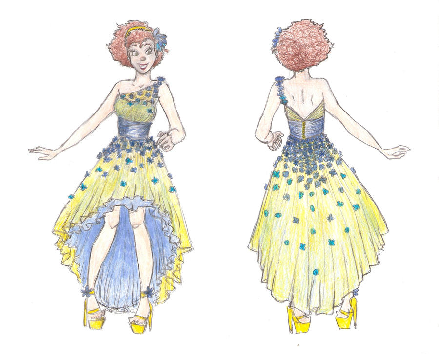 drawings of prom dresses design wwwimgkidcom the