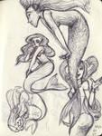 Mermaids, Mermaids Everywhere