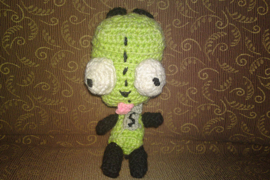 project invader zim: gir disguised by michelle-murder