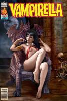 Vampirella by Blissternal