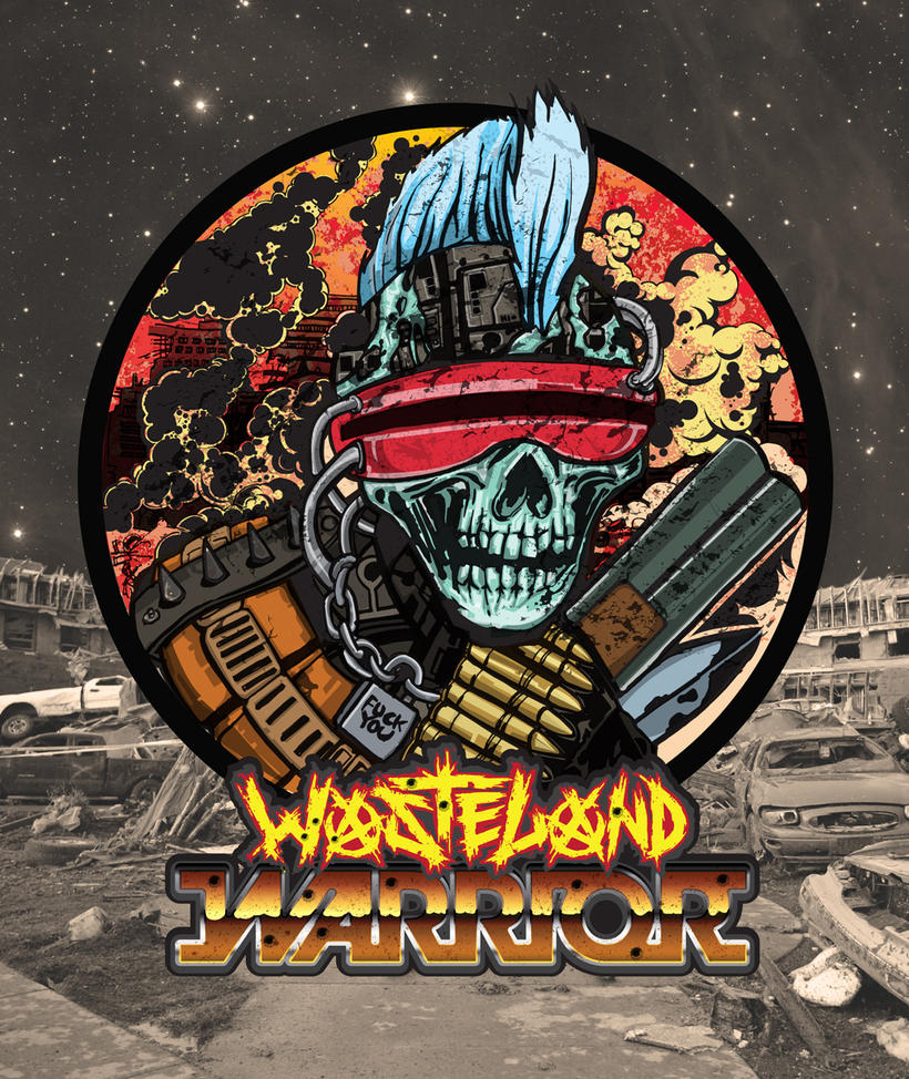 wasteland warrior web SP3KTR by sp3ktr