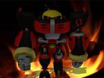 E-123 Omega - Danced in Fire