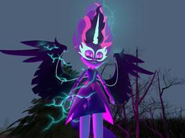 The Power of Dark Magic by Rachidile