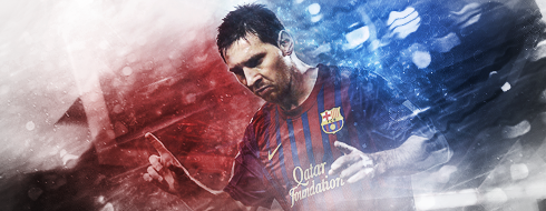 Messi by exetril