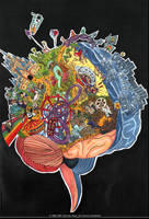 The Brain by soulfinder90
