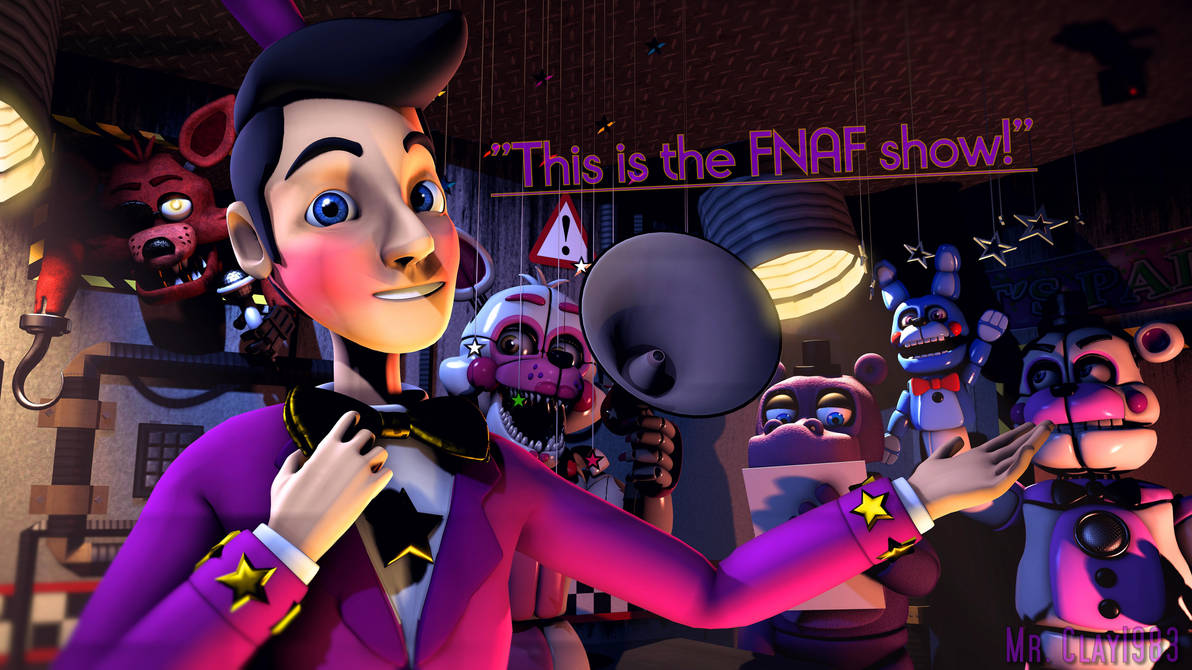 [SFM/FNAF] This is the FNAF Show! by MrClay1983
