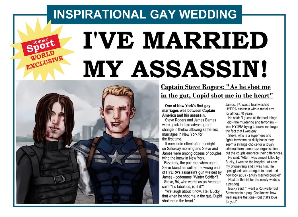 I've married my assassin! by Greyrose-Madness