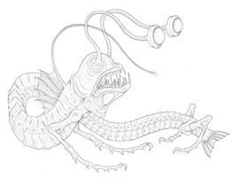 Mortasheen - Hydrac by scythemantis